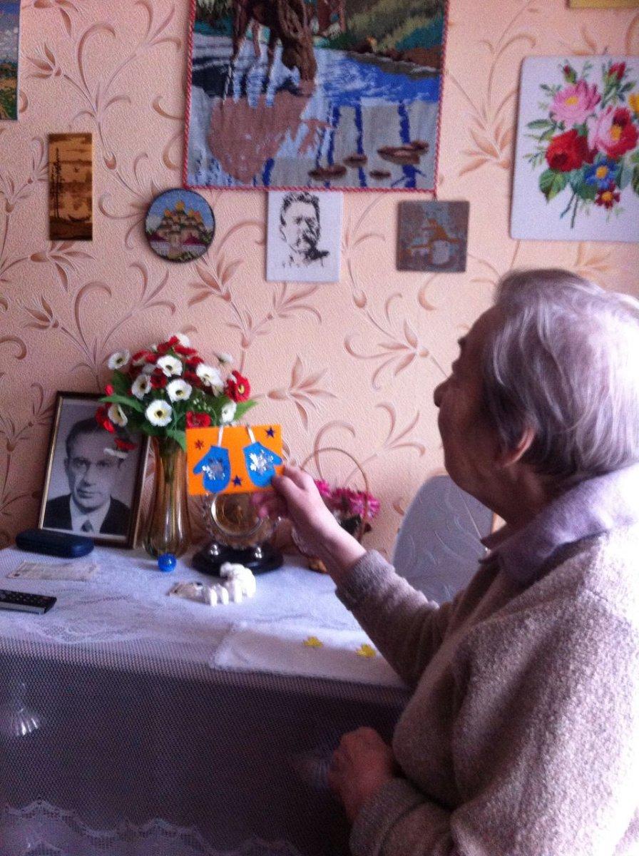Поздравление с новым годом одиноким пожилым людям фото 885